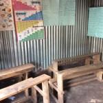 Ett klassrum på skolan
