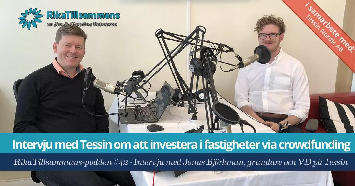 Tessin - investera i fastigheter via crowdfunding