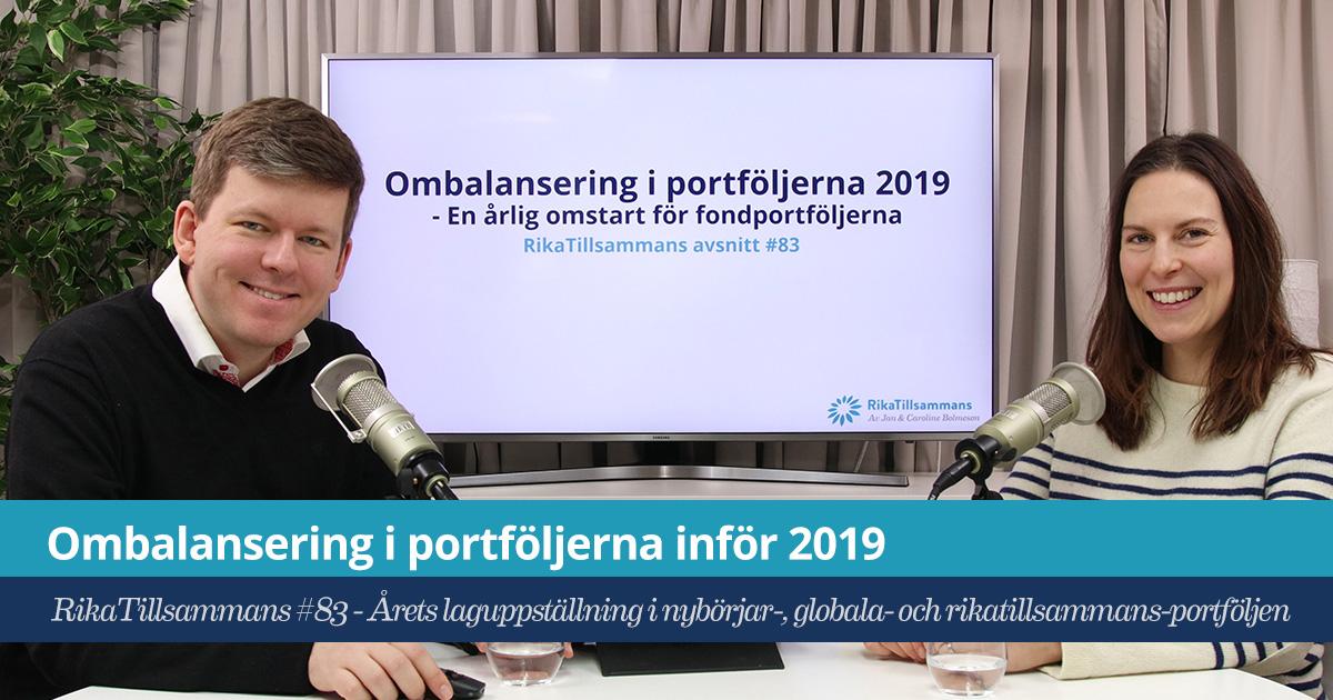 ombalansering 2019
