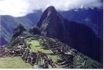 Machu Pichu i Peru