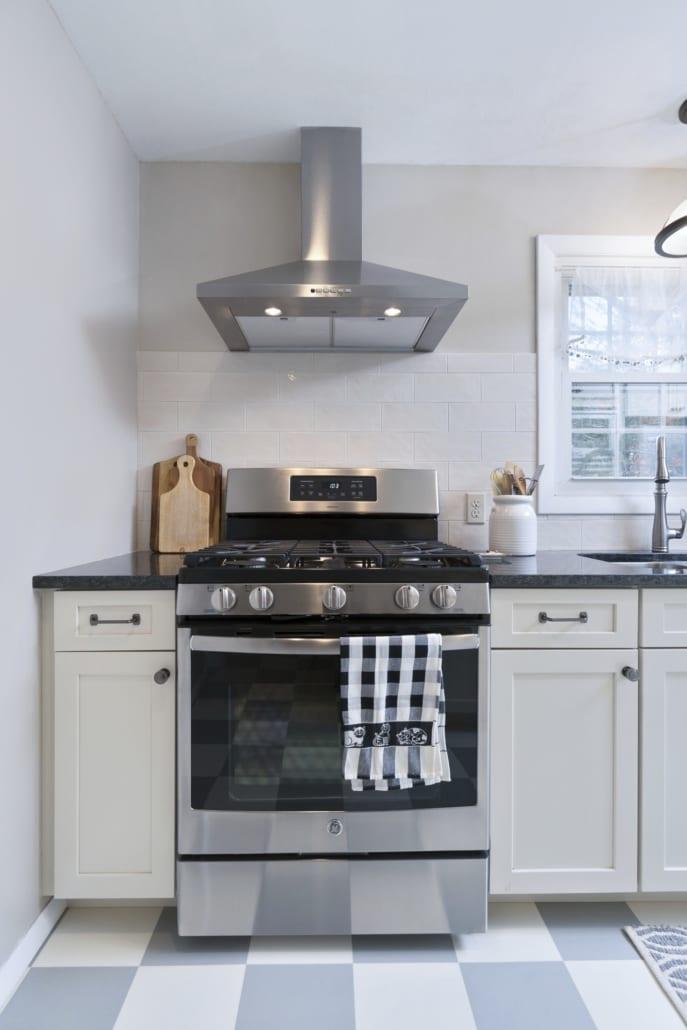 Galley Style Kitchen Layout