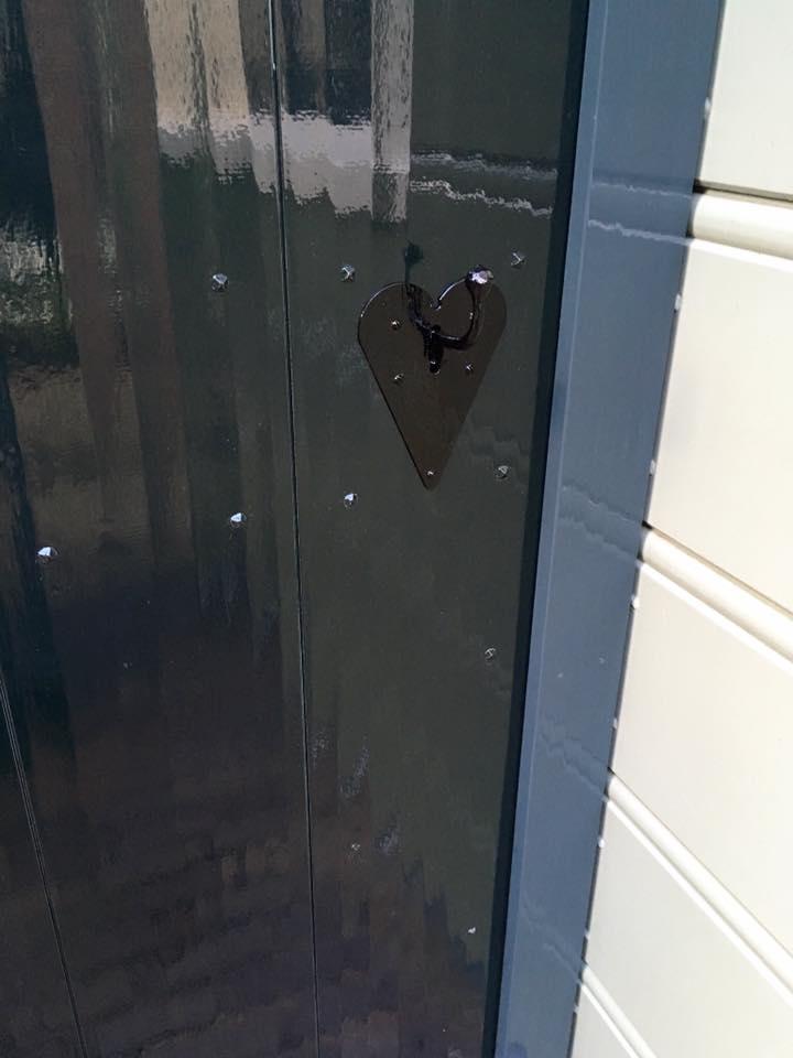 poortdeur op maat