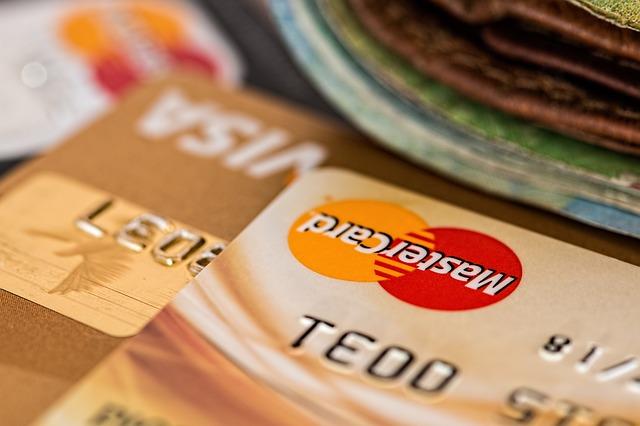 クレジットカード Master Visa