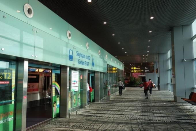 チャンギ空港 ターミナル3
