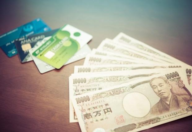 クレジットカードでお金を稼ぐ
