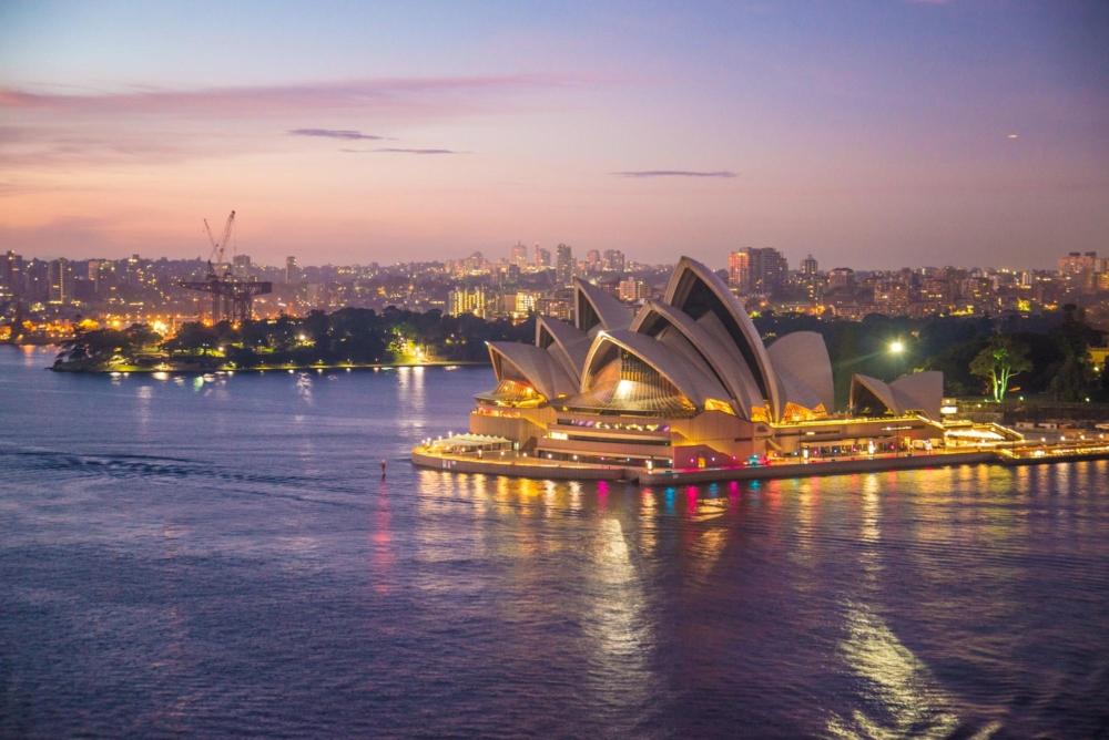初めてのオーストラリア・シドニー