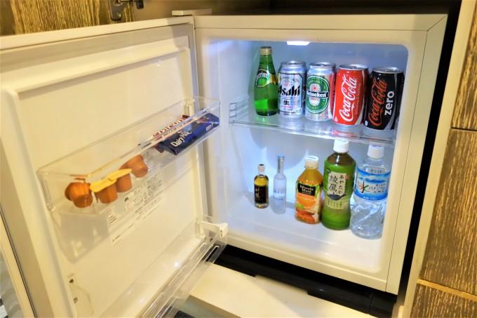 ヒルトン東京お台場冷蔵庫