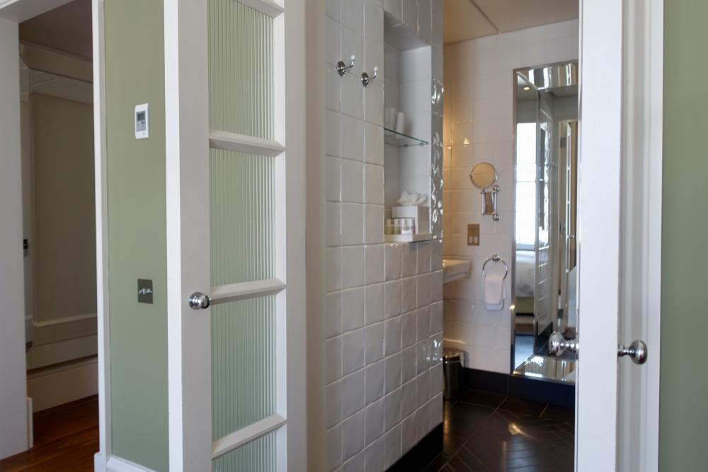 グレートノーザンホテル・キュービットルーム・バスルーム