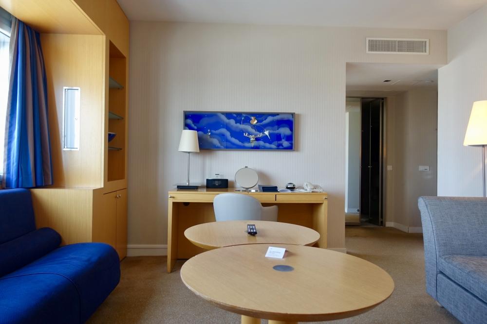 シェラトン・パリ・エアポートホテル&コンファレンスセンターリビング