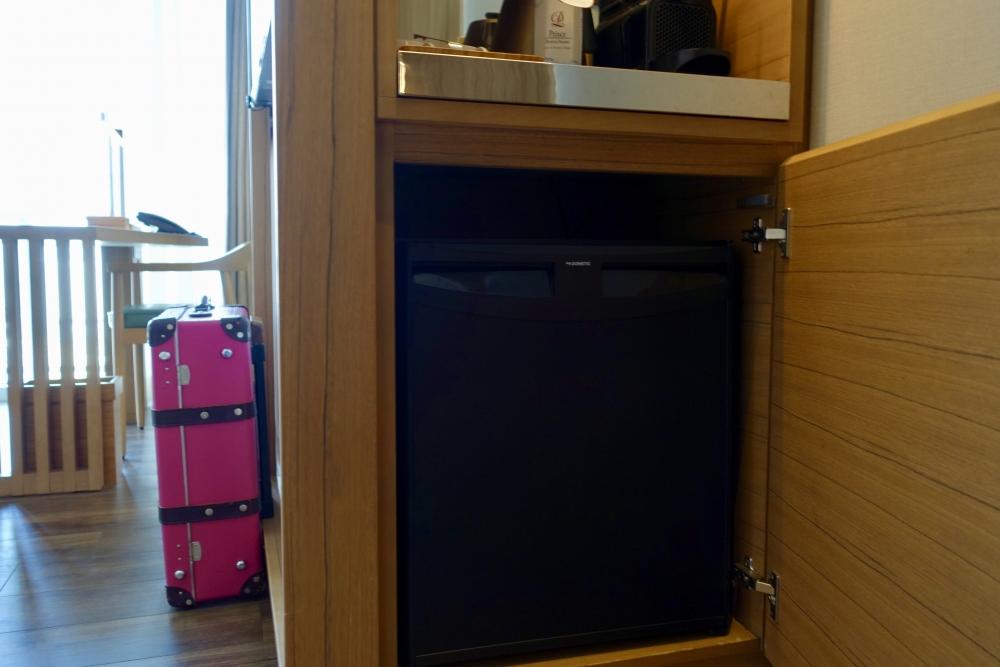 ザ・プリンスパークタワー東京プレミアムキング冷蔵庫
