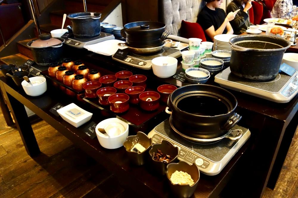 セントレジスホテル大阪和朝食