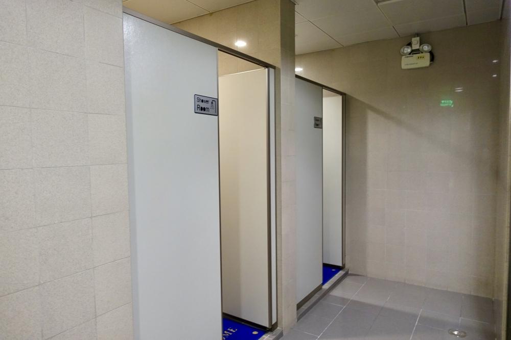ホーチミンタンソンニャット国際空港アプリコットラウンジシャワー室