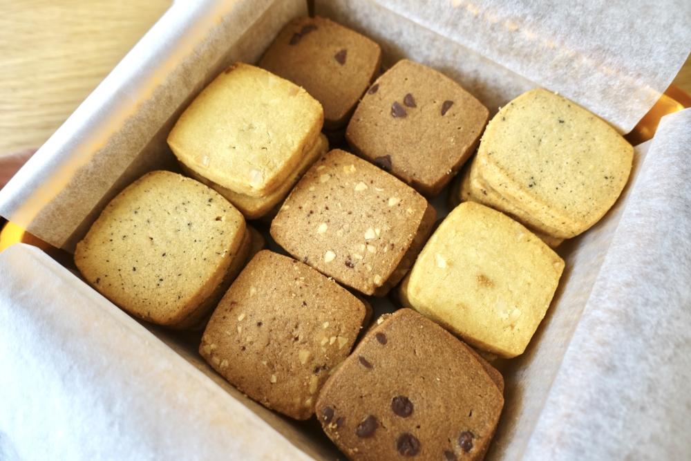 香港グローリーベーカリーのクッキー