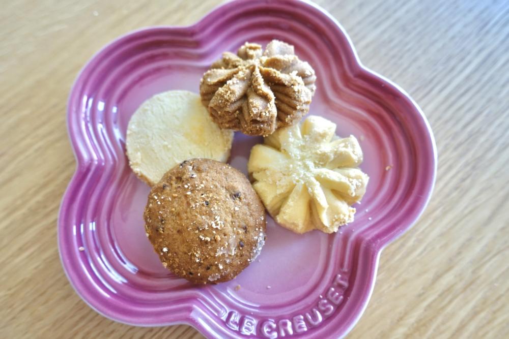 香港ジェニーベーカリーのクッキー