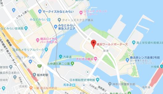 横浜ワールドポーターズ・ハワイアンタウン