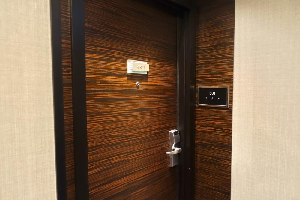 香港スカイシティ・マリオット・ホテルの601号室