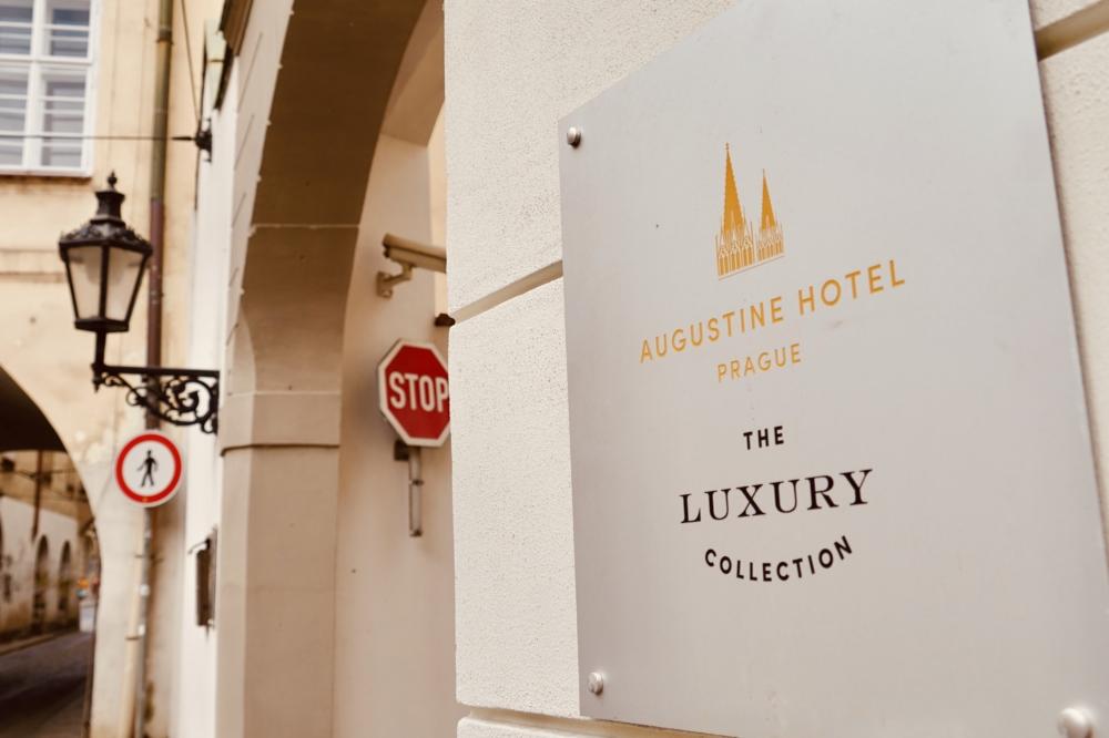 オーガスティンアラグジュアリーコレクションホテルのロゴ