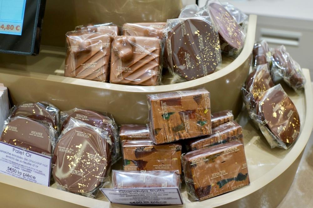 入手困難なチョコレートベルナシオン パリ店・パレドールのバリエーション2