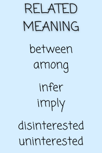 commonly confused words example 3