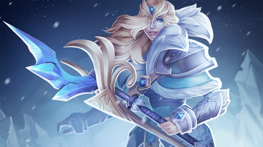 Crystal Maiden The Queen Of Pubs DOTABUFF Dota 2 Stats