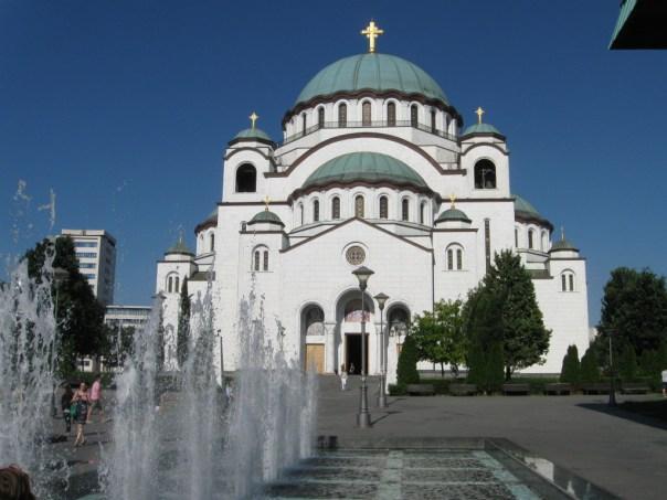 Sankt Save-kirken i Beograd