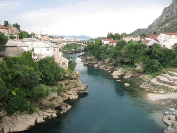 Stari Most udsigt
