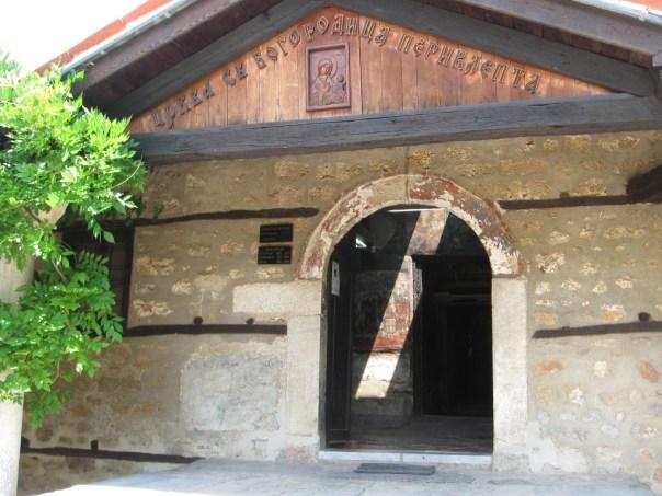 Kirke Ohrid