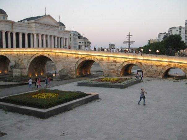 Stenbroen Skopje