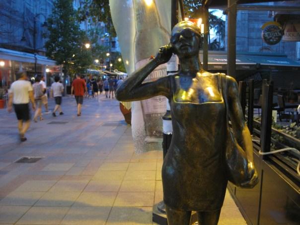Statue Skopje