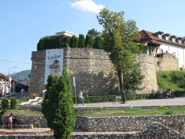 Park Novi Pazar