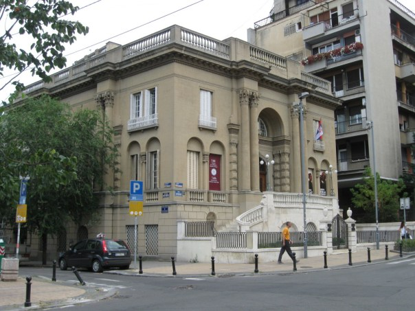 Nikola Tesla Museet i Beograd