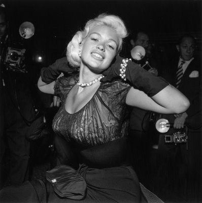 Jayne Mansfield was one of the original bombshells!