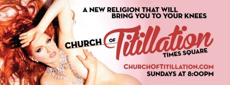 """Jo """"Boobs"""" Weldon and the Church of Titillation"""