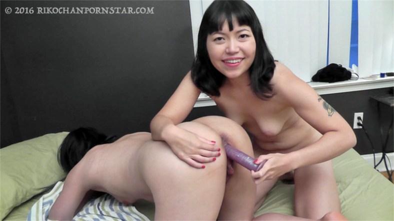 Yuka Ozaki fucks Rikochan