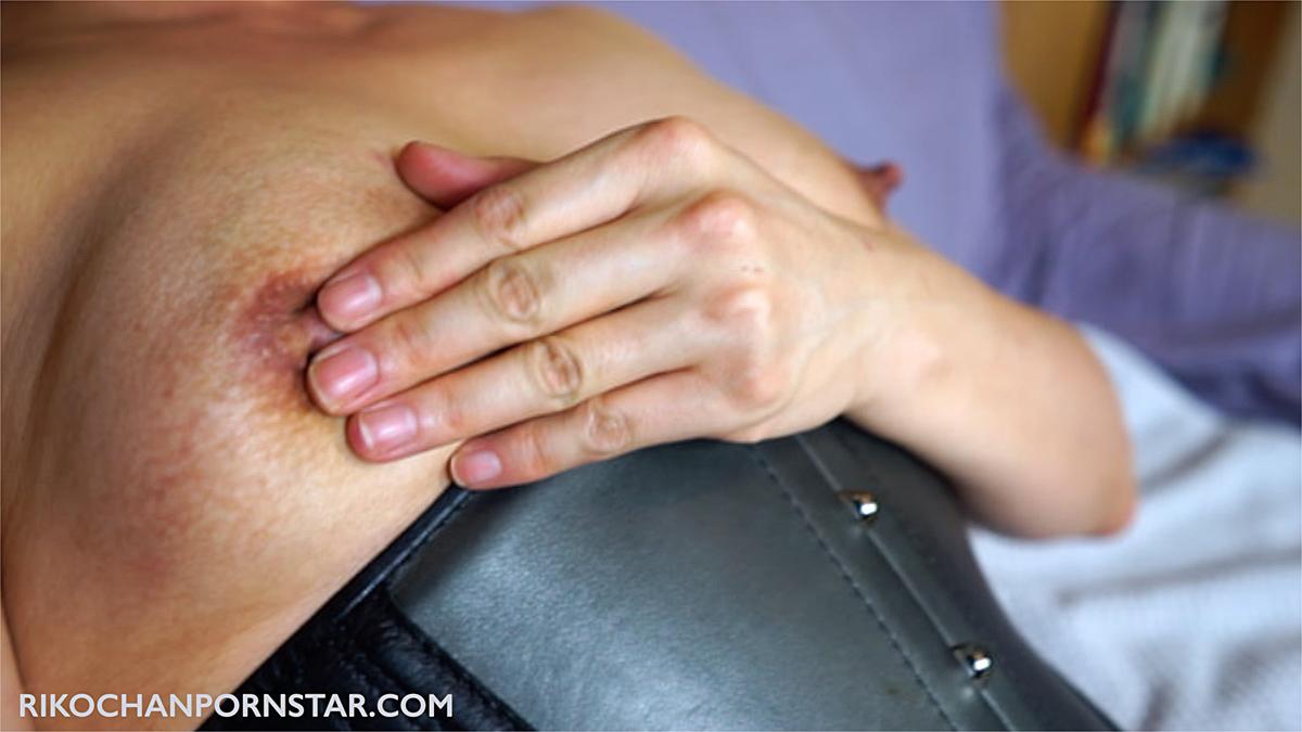 Huge Nipples And Clits Best new video: black boots, big clitoris, black corset | rikochan!