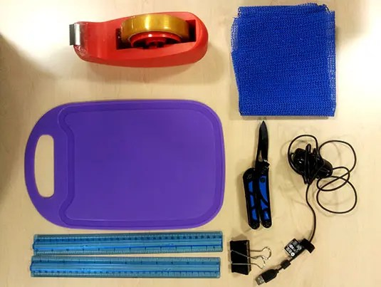 Mobile Device Testing Sled Materials