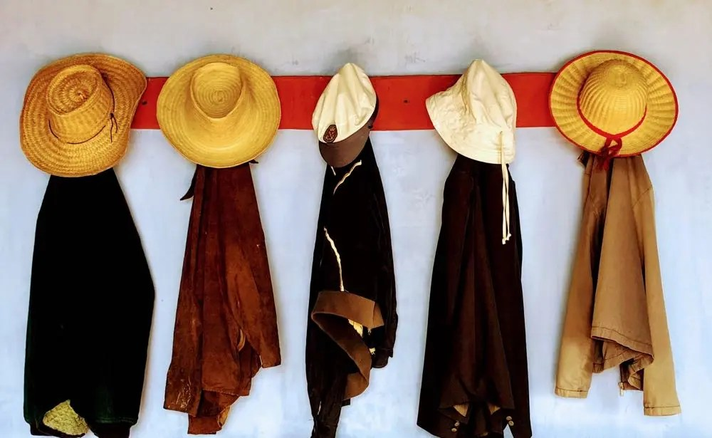 Five Hat Racks, The LATCH Principle