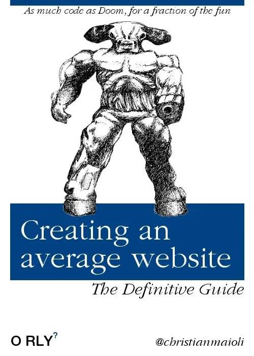 Doom web page size
