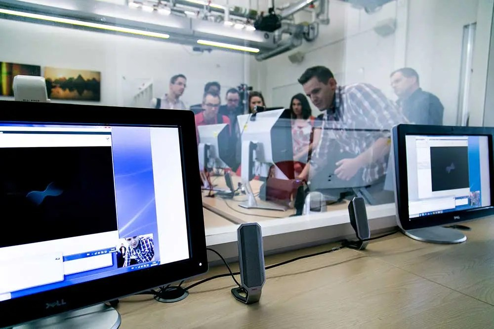 UX Labs in London. Spaces for usability testing and user research