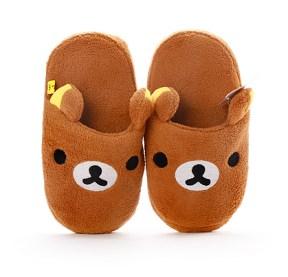 rilakkuma indoor slippers