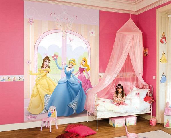 Image Result For Cinderella Bedroom Ideas