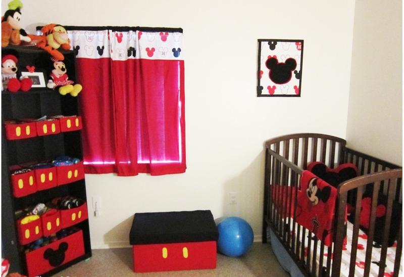 Mickey Mouse Baby Room Decor Novocom Top
