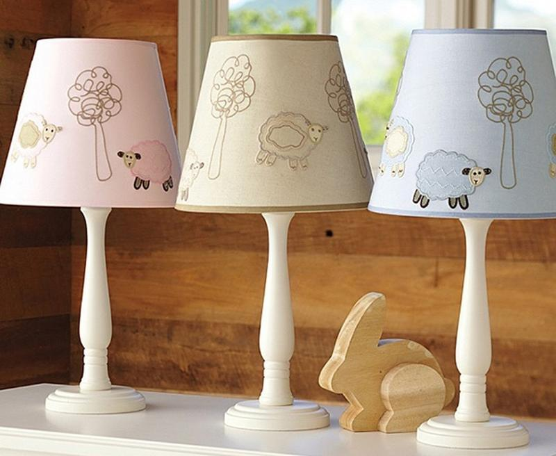 10 Adorable Girls Bedroom Table Lamp Ideas Rilane