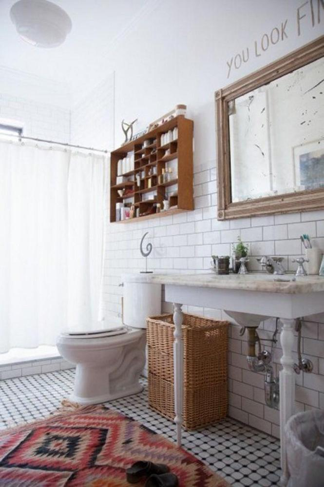 Bright Bohemian Bathroom Designs