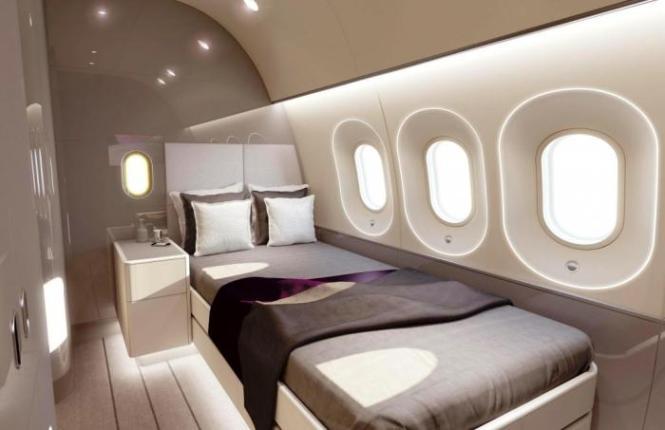 Boeing B787 8 Visionary Design