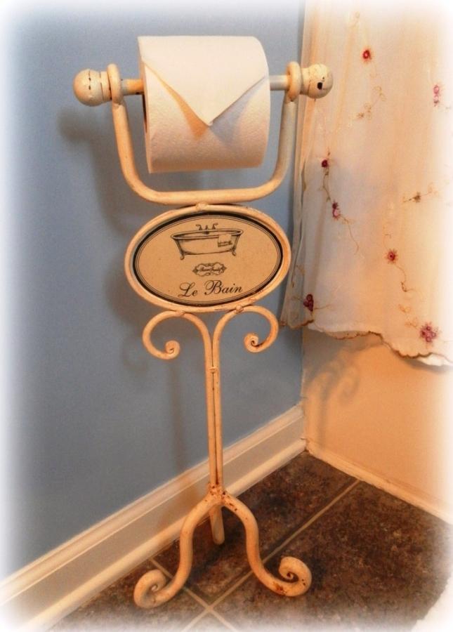 Antique Mirror Iron Wrought English