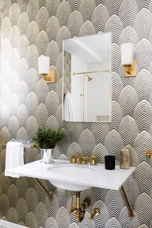national trust art deco bathroom