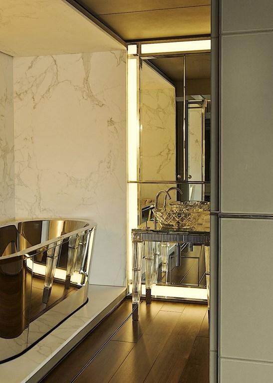 art nouveau bathroom ideas
