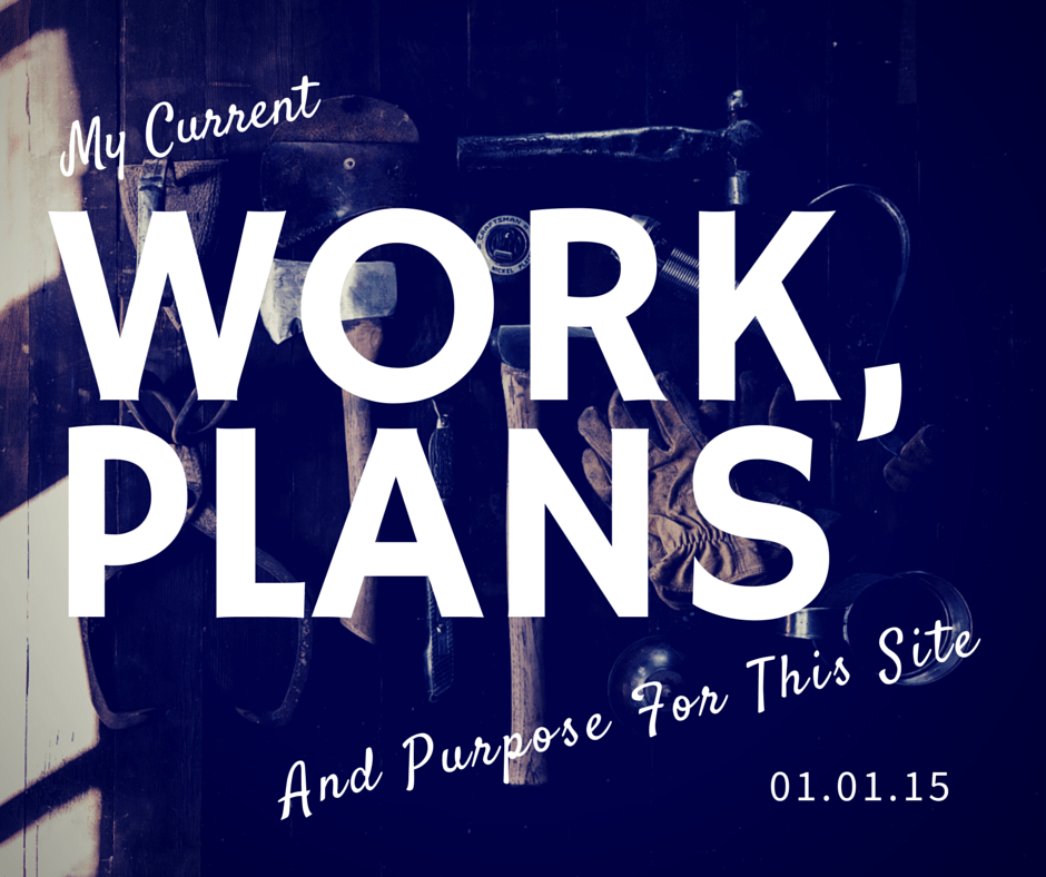 current work plans start 2015 year