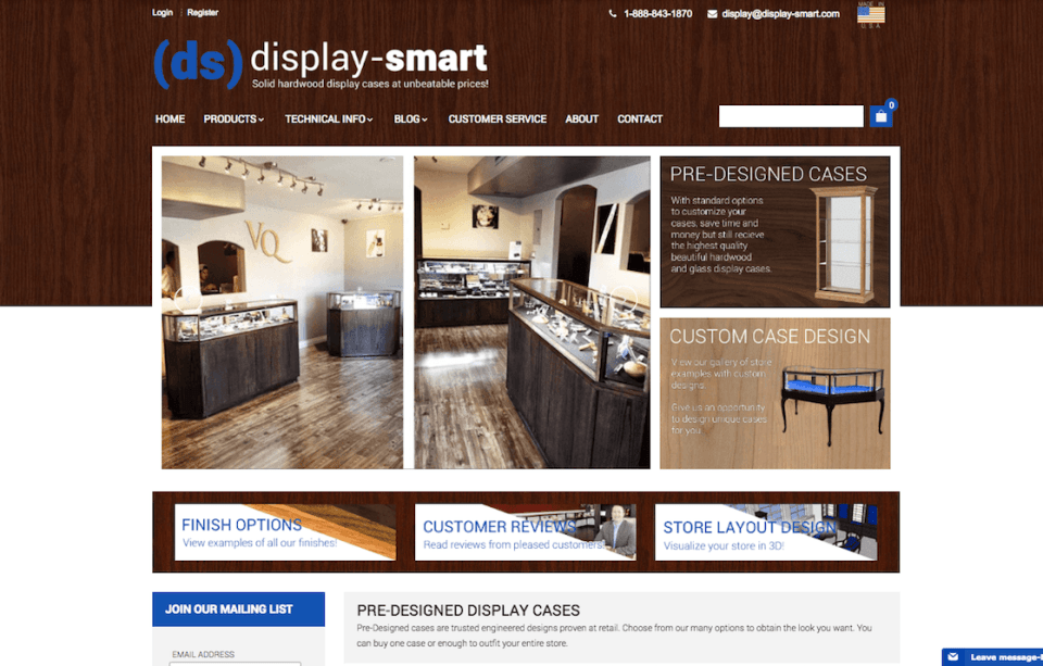 display smart business web development marketing work image